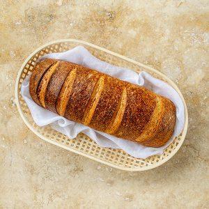 French White Sourdough Bread