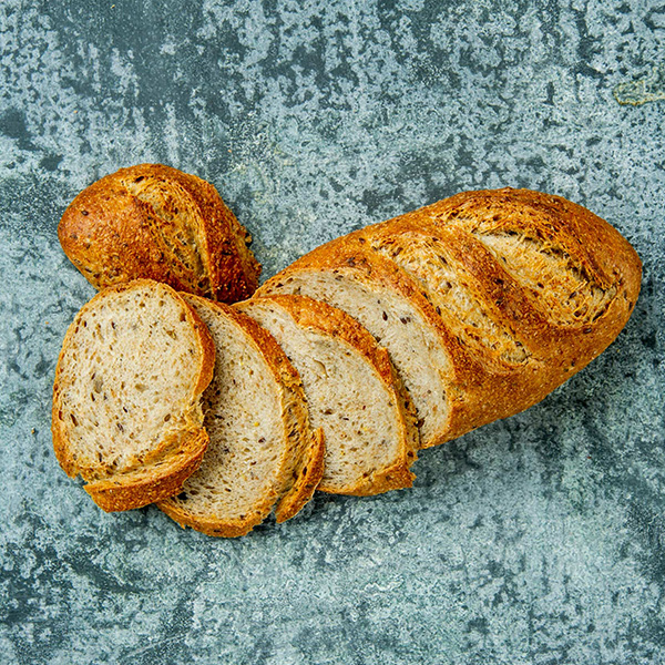 Multigrain Sourdough Bread