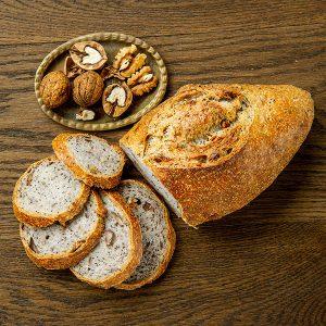 Walnut Sourdough Bread